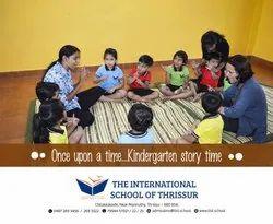 3-6 Yrs Kindergarten School