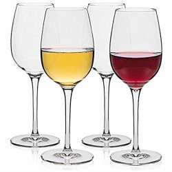 Disposable Plastic Wine Glass Set