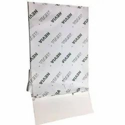 White Nevia Coated Paper, For Printing