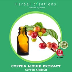 Herbal Creations Coffee Liquid Extract, Packaging Type: HDPE Can