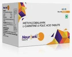 Methylcobalamine L-Carnitine & Folic Acid Tablets