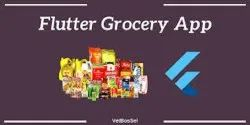 在线Flutter Grocery App,开发平台:IOS