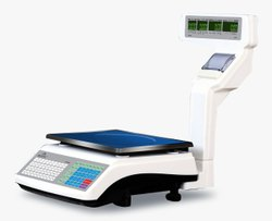 Weighing Machine with Inbuilt Printer