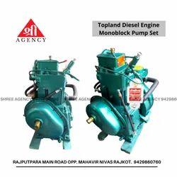 Monoblock Diesel Engine Pump