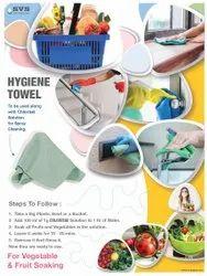 Hygiene Hand Towel- For Multi purpose Hugiene., Size: Medium