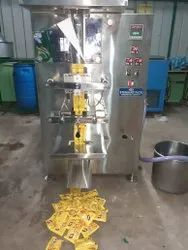 Automatic Juice Packing Machine in Laminated Pouch