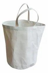 Round Laundry Bag