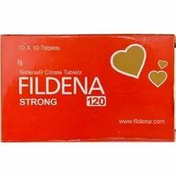 Fildena 120 Mg Tablet
