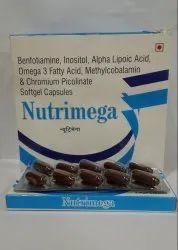Methylcobalamin & Chromium Picolinate Softgel Capsules