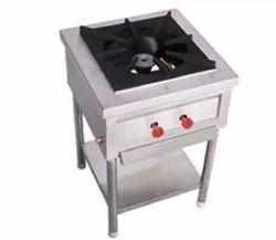 Single Burner Range, For Commercial Kitchen, Model Name/Number: 17335