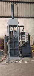 25 Ton waste Bale Press
