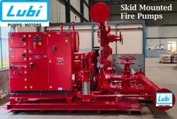 SKID MOUNTED FIRE PUMPS