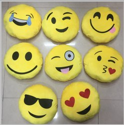 Smiley Pillows