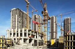 Concrete Frame Structures Commercial Projects Building Construction, in Hyderabad