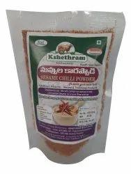 Sesame Chilli Powder, 100 g, Packets