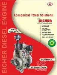 Eicher 142 ES HS Agro Engine