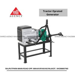 Tractor Fitting Generator Set