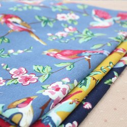 Printed Sleeping Bag Fabric