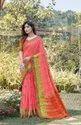 Sangam Prints Padmavati Vol 3 Cotton Handloom Fancy Saree Catalog