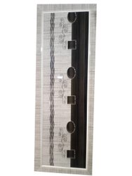 Polished Printed PVC Door, For Home, Interior