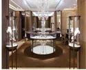 Jewellery Shop Interior Designing Services