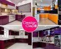 Uv High Gloss Kitchen Interior Designing Service
