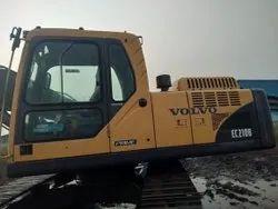 EC 200D Volvo Excavator Rental Service, in Local
