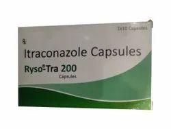Itraconazole Ryso Tra 200 Capsules
