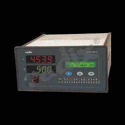 96x192 Temperature Scanner ISOSCAN-H With 8-Inbuilt Relay , 8 External Relay