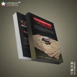 English,Hindi,Marathi 2D Book Cover Design Services, in Pan India, Printing