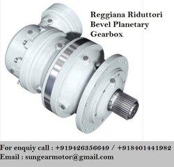 Reggiana Riduttori Bevel Planetary Gearbox