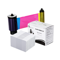 Thermal Id Card printer Ribbon Full Panel