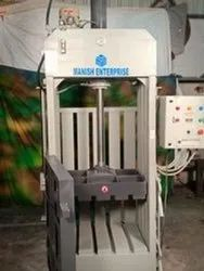 Double Action Baling Machine