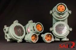 Flameproof Plug Socket