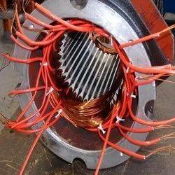 Electrical Motor Rewinding