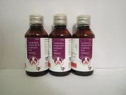 Ambroxol Levosalbutamol Guiphenesin Syrup