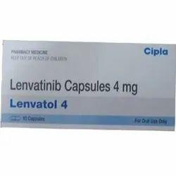Lenvatinib Lenvatol 4mg, Treatment: Anti-Cancer