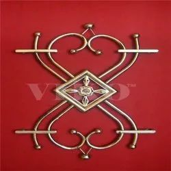 Ss Butterfly Railing Design