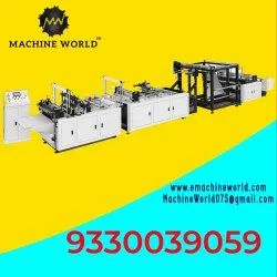 Automatic Box Type Loop Handle Bag Making Machine