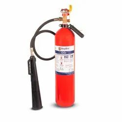 Mild Steel CO2 Fire Extinguisher, Capacity: 4.5Kg