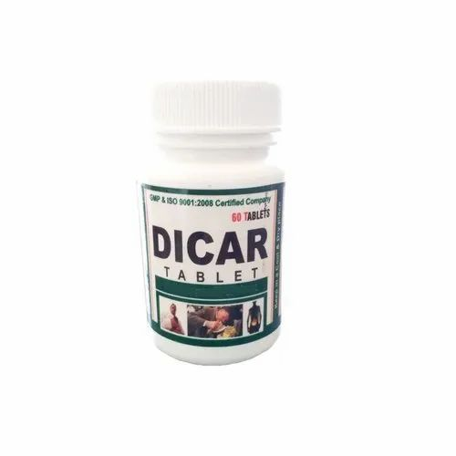 Dicar Tablet  for Detoxicates The Digestive Tract