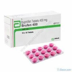 Brufen 400 Mg Tablets