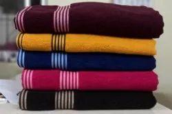 Cotton Plain Dark Plane Towels