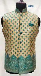 Designer Double Color Nehru Jacket