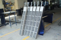 Titanium Basket Electroplating