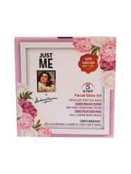 Herbal Minerals Shahnaz Husain 5 Step Facial Glow Kit, Type Of Packaging: Box, Packaging Size: 50 Gm