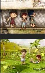 Animation Designing Service