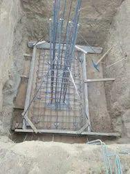 Civil Construction Work, in Local Area