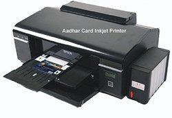Epson id card printer service
