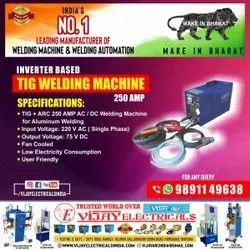 TIG Welding Machine 200 AMP